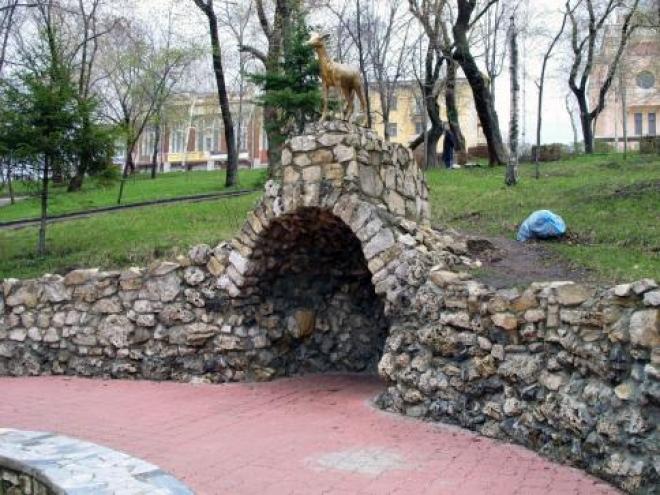 В Самаре в Струковском саду появится бассейн