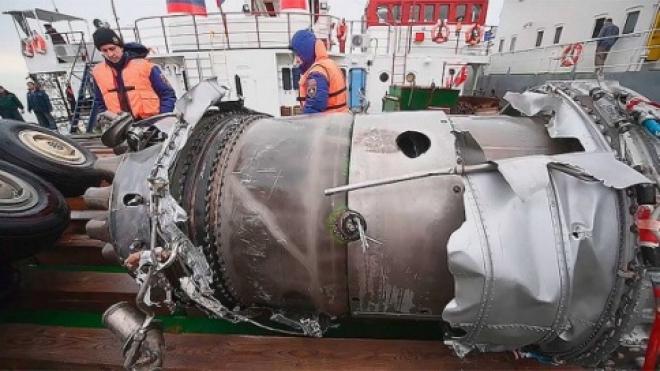 Эксперты опровергли версию крушения Ту-154, обслуживающегося в Самарской области
