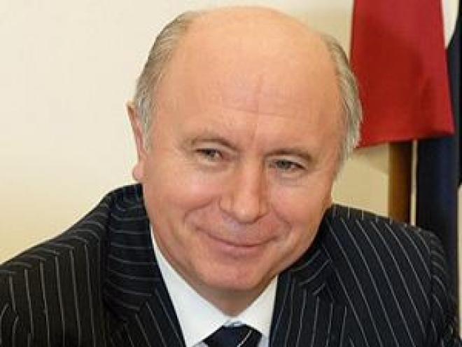 Губернатор Самарской области занялся футболом