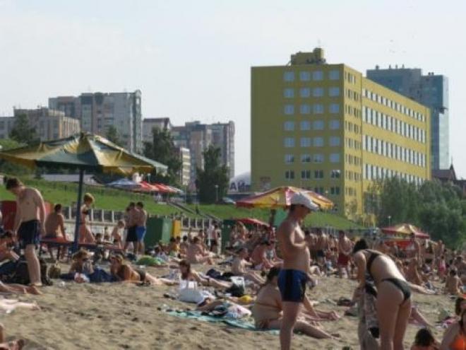 Общая протяженность самарских пляжей составит около 4 км