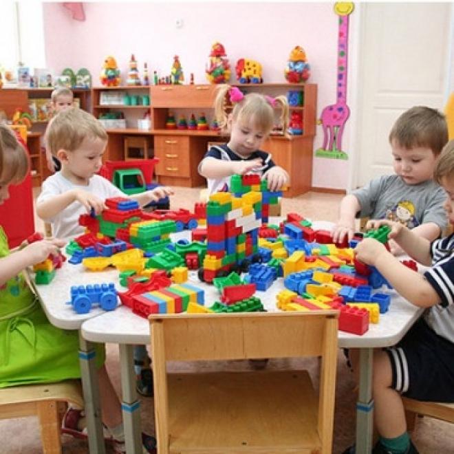 Цены на пребывание в детских садах растут быстрее, чем на обучение в вузах