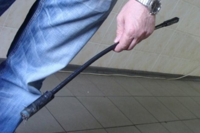 Житель Тольятти до смерти забил 50-летнего мужчину железным прутом