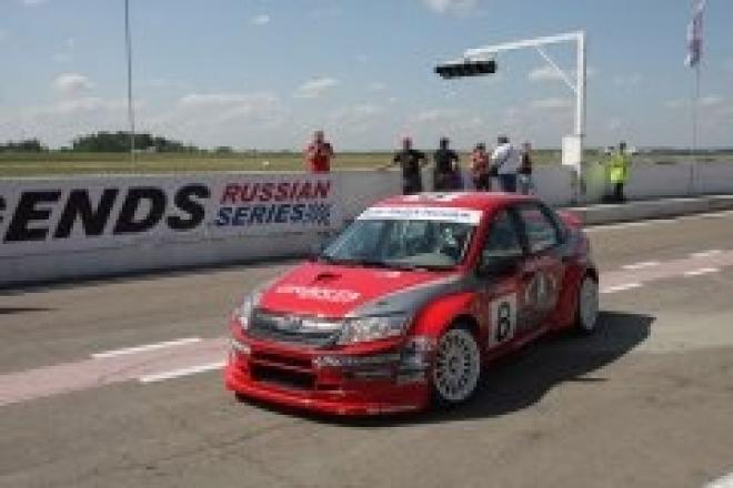 В Тольятти съедутся автогонщики на «Серебряную Ладью 2015»