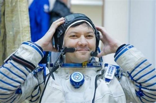 Самарский космонавт Олег Кононенко почувствовал земное притяжение