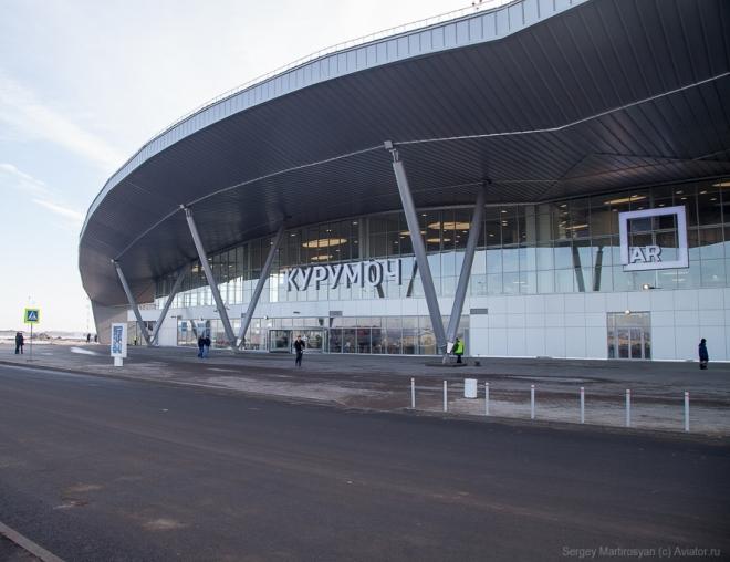 Система видеонаблюдения обойдется аэропорту «Курумоч» в 140 млн рублей