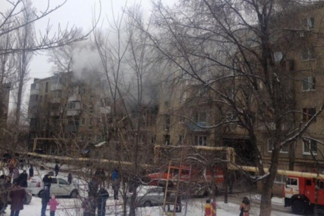 В Самаре при взрыве бытового газа пострадали семь человек, есть погибший