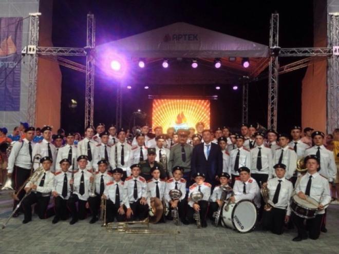 Детский оркестр из Сызрани выступит на Красной площади