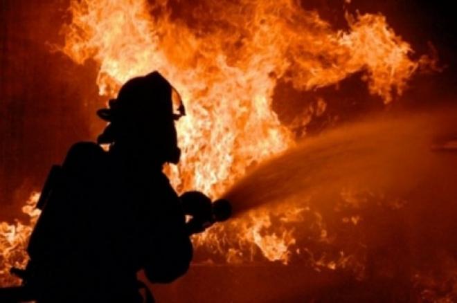 В Самаре из-за возгорания жилого дома были эвакуированы 22 человека