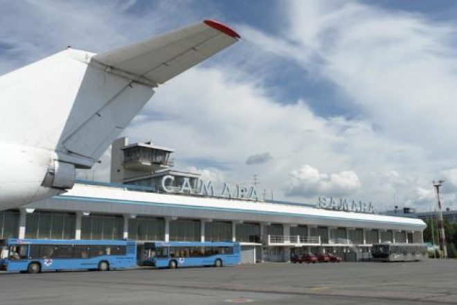 Самарский  аэропорт готовят к реконструкции