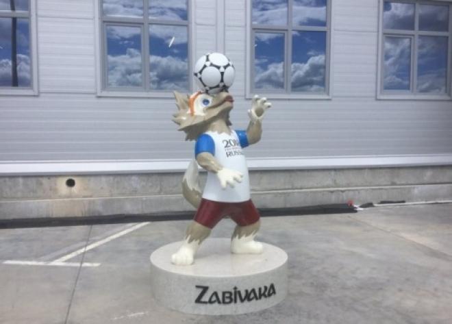 В Самаре установят антивандальные скульптуры Забиваки