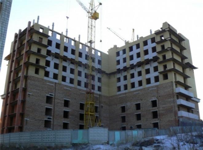 В Отрадном достраивается шесть многоквартирных домов