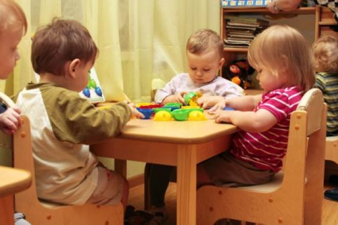Для дошкольников Самары нашлись дополнительные места в детских садах