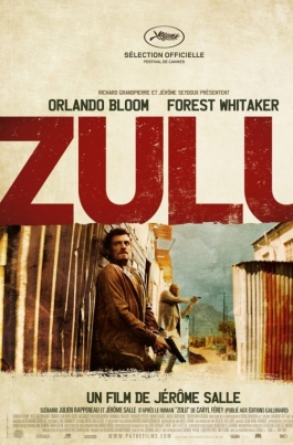 Теория заговораZulu постер