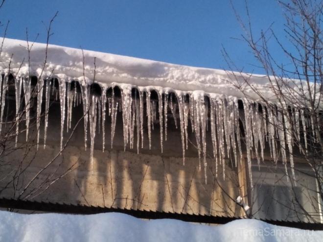 В предстоящие выходные в Самарской области потеплеет до +10 градусов