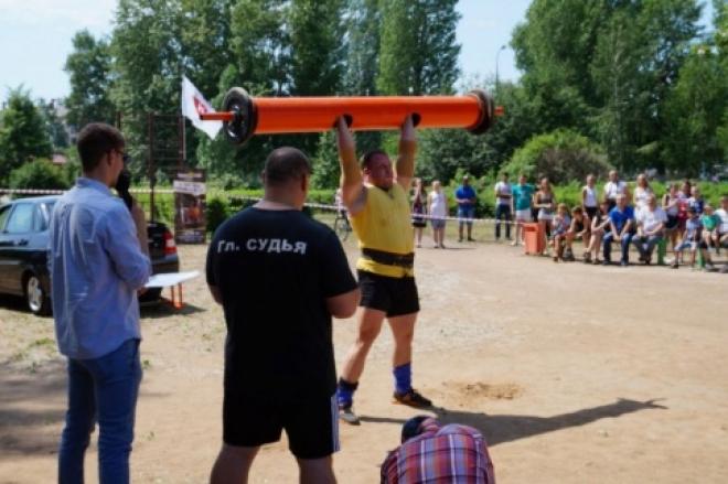 В Тольятти пройдут «Богатырские игры-2016»