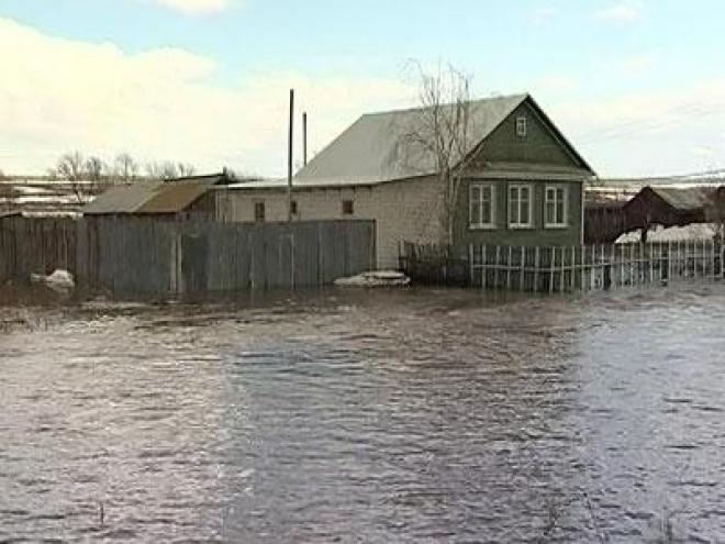 В Самарской области из районов подтопления эвакуировали около 300 человек