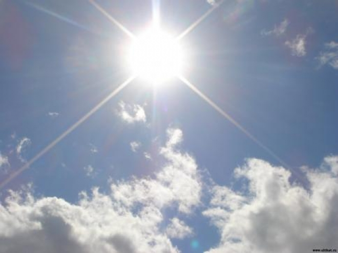 Август в Самарской области отметится аномально жаркой погодой