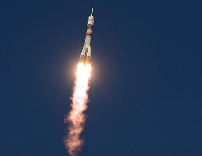 Самарская ракета отправилась на МКС