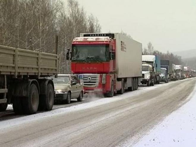 С апреля дороги Самары закроют для большегрузов