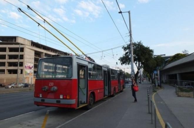 Троллейбус № 16 в Самаре вернется на маршрут в 2018 году