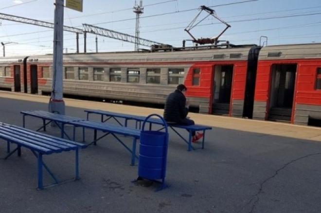 В Самаре на станции «Пятилетка» погиб экс-полицейский