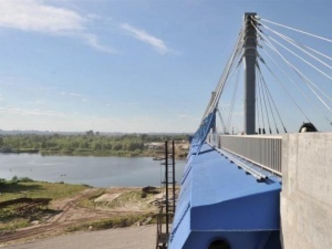 Кировский мост в Самаре планируют открыть 1 ноября