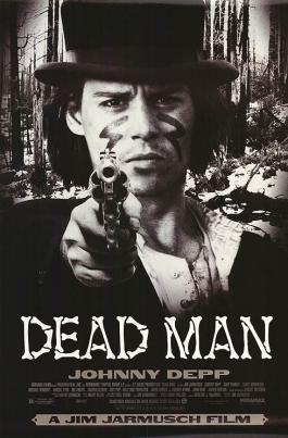 МертвецDead Man постер