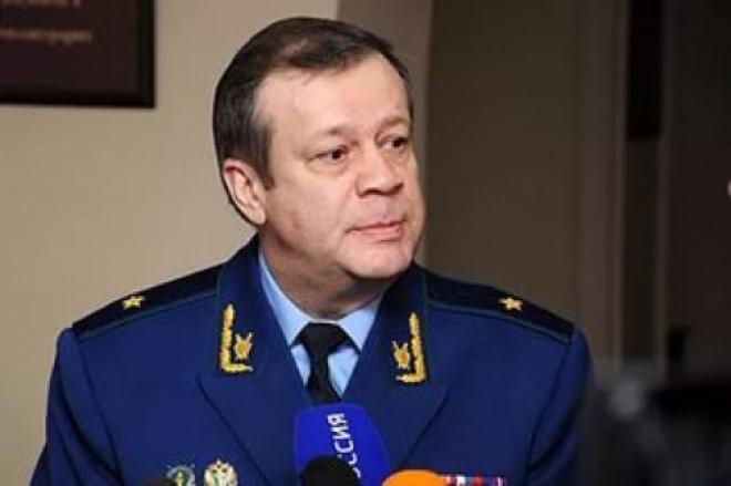 Прокурор Самарской области Мурат Кабалоев освобожден от должности
