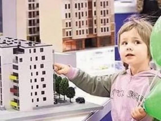 В Самаре труднее всего найти квартиру для семьи с ребенком в Самарском районе