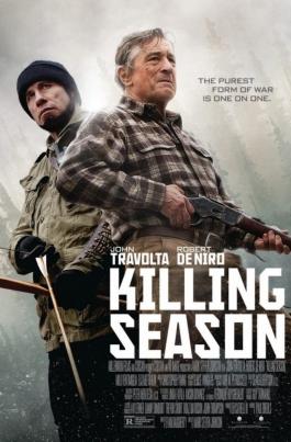 Сезон убийцKilling Season постер