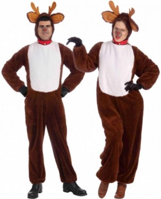Самарцы примут участие в забеге в костюмах оленей, Деда Мороза и Снегурочки