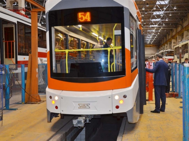 В Самаре начнут испытывать еще один новый трамвай
