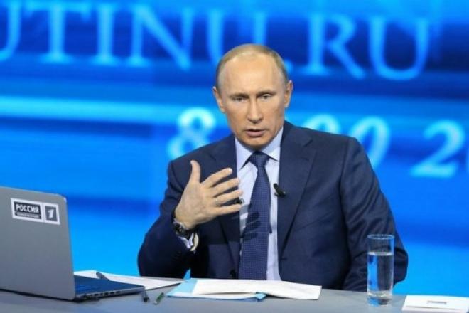 Самарцы смогут спросить Владимира Путина о насущном 14 апреля